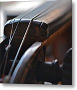 Old Fiddle 2 Metal Print