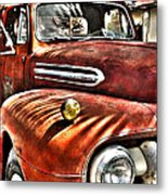 Old Glory Days Limited Edition Metal Print
