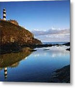 Old Head Of Kinsale, County Cork Metal Print