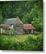 Old Home Place Metal Print by Douglas Barnett