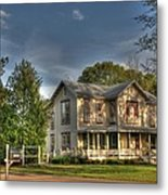 Old Home Place Metal Print