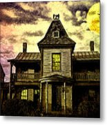 Old House At St Michael's Metal Print