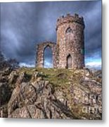 Old John Mug Tower 3.0 Metal Print