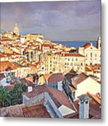 Old Lisboa Metal Print