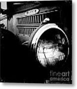 Old Mack Metal Print