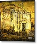 Old Masjid Metal Print