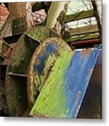 Old Mill Metal Print by Todd Sherlock