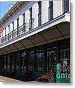 Old Pacific Hotel . San Jose California . 7d13019 Metal Print