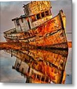 Old Point Reyes Metal Print