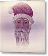 Old Saint Nicholas Metal Print