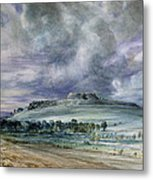 Old Sarum Metal Print