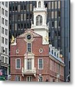 Old State House II Metal Print