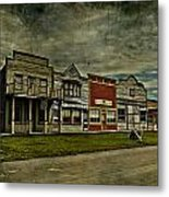 Old Town Witchit  Metal Print
