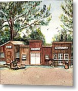 Old Town Wolford Heights Metal Print