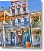 Old West Architecture Metal Print