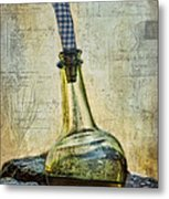 Olive Oil Metal Print by Robin-Lee Vieira