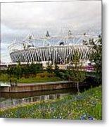 Olympic Park Metal Print
