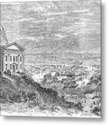 Omaha, Nebraska, 1869 Metal Print