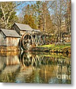 On A March Day Metal Print