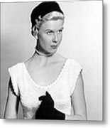 On Moonlight Bay, Doris Day, 1951 Metal Print