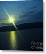 On The River Of Dreams  Metal Print