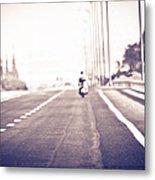 On The Road Metal Print by Amr Miqdadi