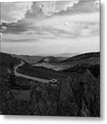 On The Road To Somewhere Metal Print