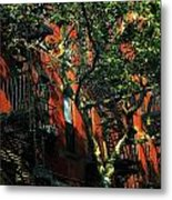 On The Shady Side Metal Print