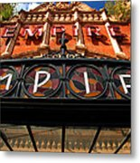 Once Was An Empire Metal Print