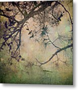 One Autumn Day Metal Print