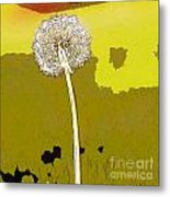 One Day Your Wish Will Come True Metal Print