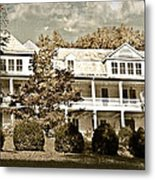 One Hundred Year Old Mountain Inn Metal Print