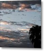 One Monsoon Morning  Metal Print