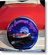 One Summer Night Metal Print