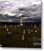 Only Borrowed Time Metal Print