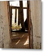 Open Door Policy Metal Print