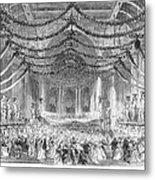 Opera: Don Giovanni, 1867 Metal Print