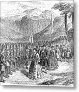 Opera: Grand Duchess, 1867 Metal Print by Granger