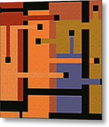 Opinions Metal Print by Ely Arsha