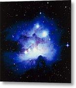 Optical Image Of The Nebula Ngc 1977 In Orion Metal Print