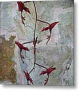 Orchid No.22 Metal Print by Gregory Young