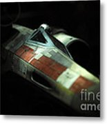 Original X-wing Metal Print by Micah May