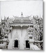 Ornate Architecture Metal Print