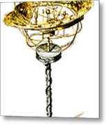 Orrery Illustration Metal Print by Science Source
