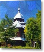 Orthodox Church  Metal Print