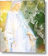 Our Lady Of Nature Metal Print