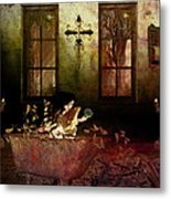 Out Of The Box II Metal Print