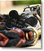 Outfitted Metal Print