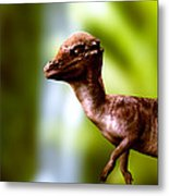 Pachyosaurus Dinosaur Metal Print