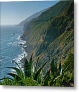 Pacific Coast Shoreline IIi Metal Print by Steven Ainsworth